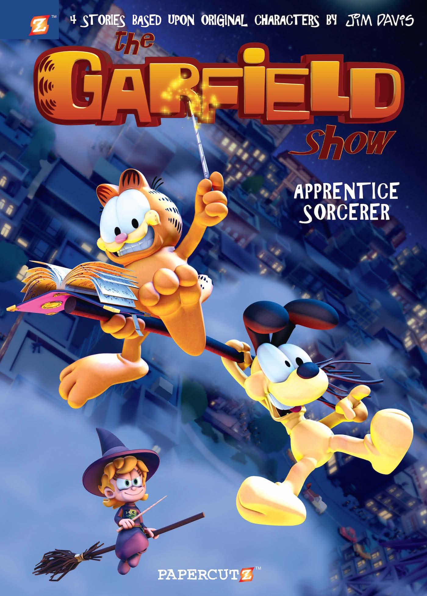 Garfield Show #6: Apprentice Sorcerer
