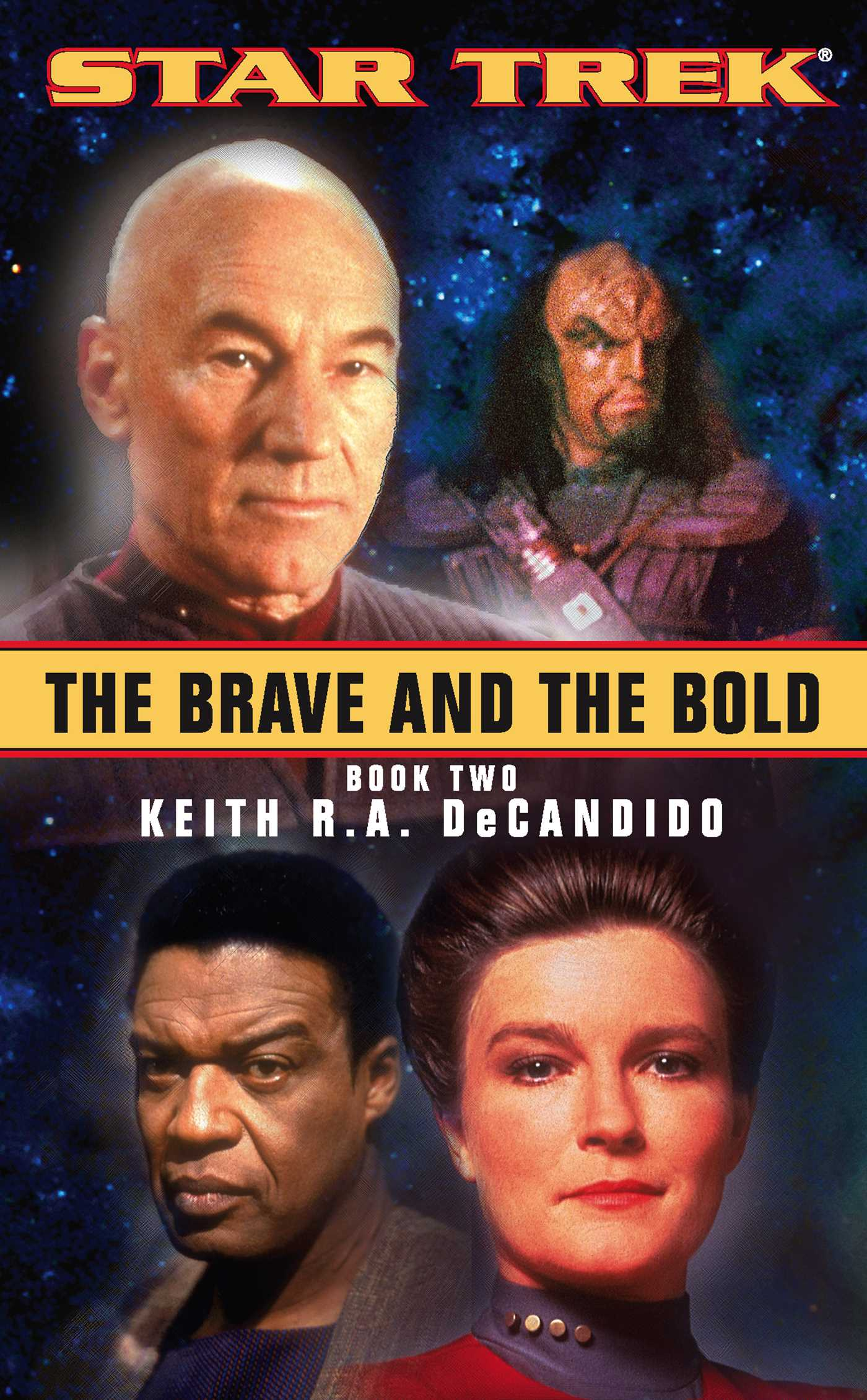 Brave and the Bold: Book Two