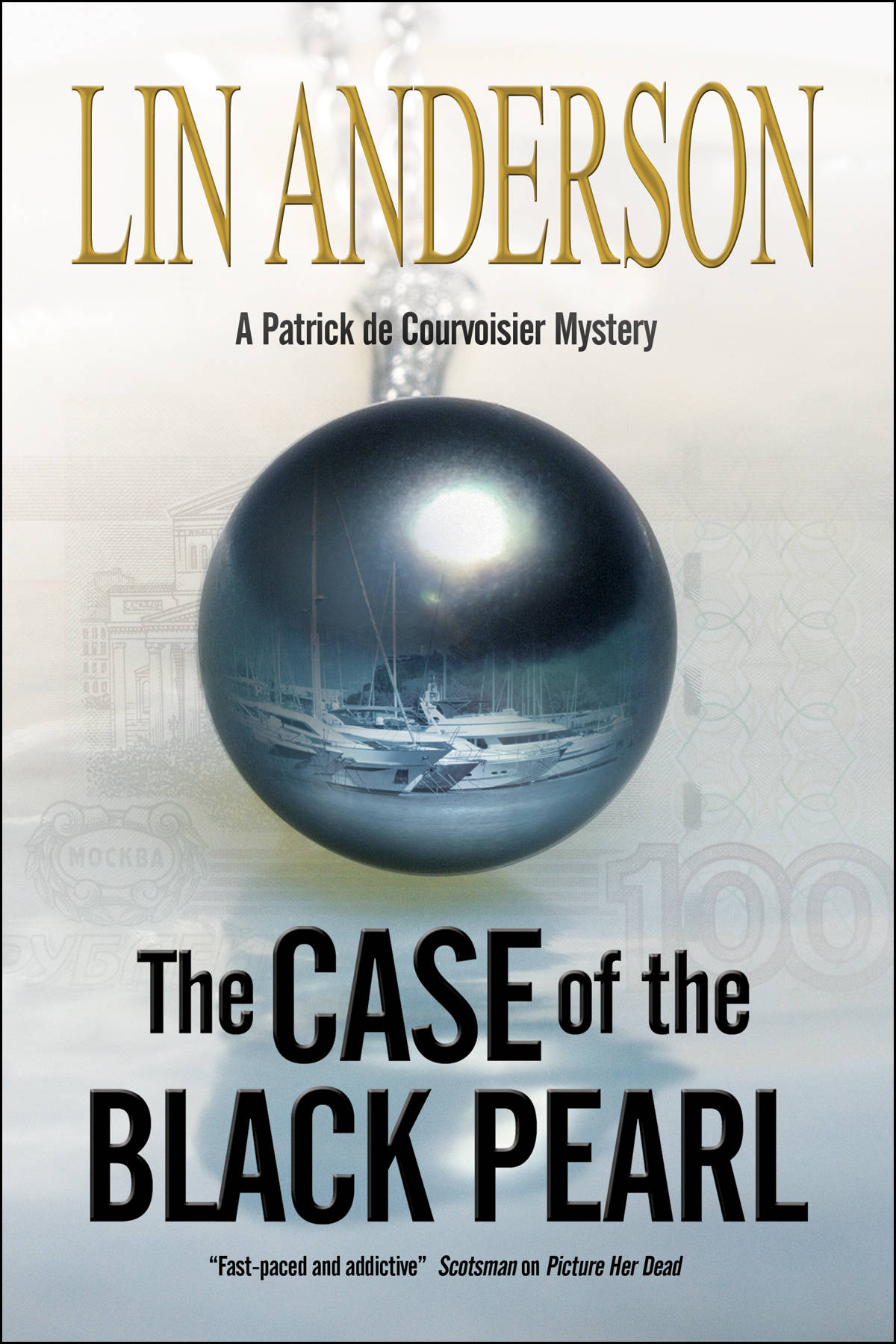 Case of the Black Pearl