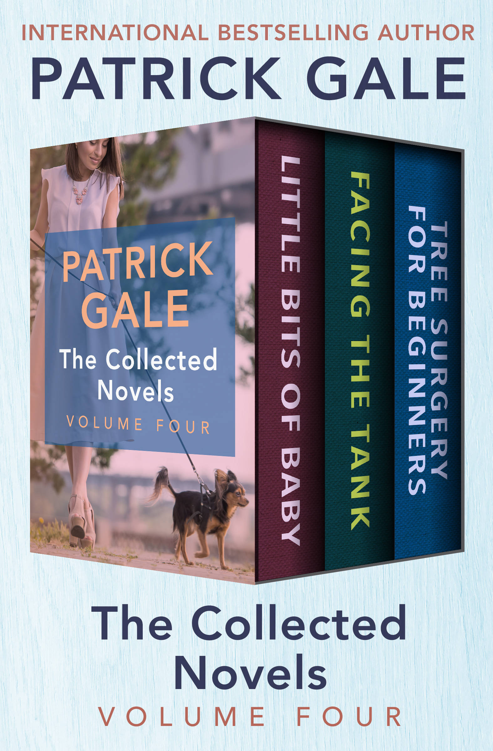 Collected Novels Volume Four