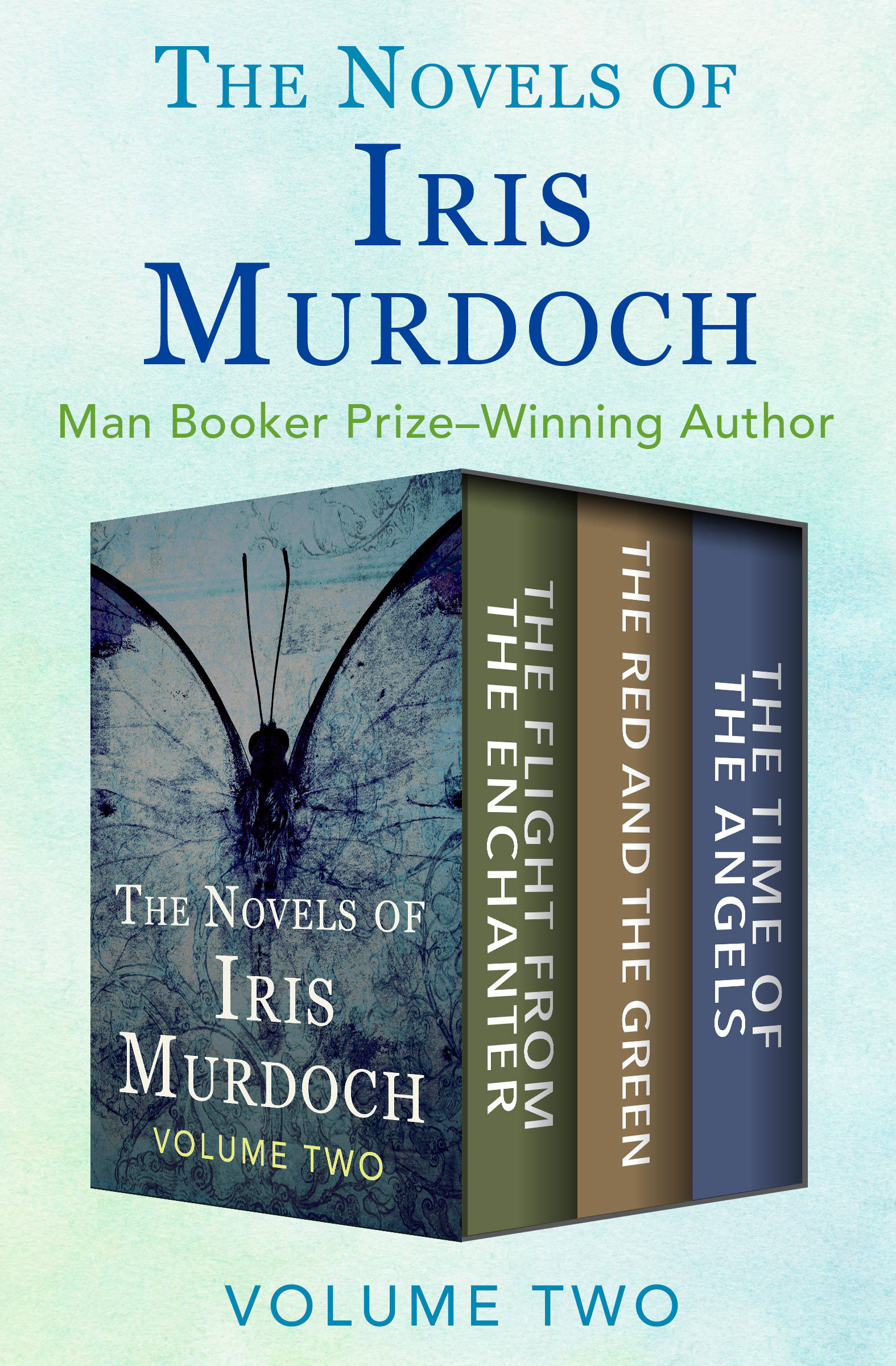 Novels of Iris Murdoch Volume Two