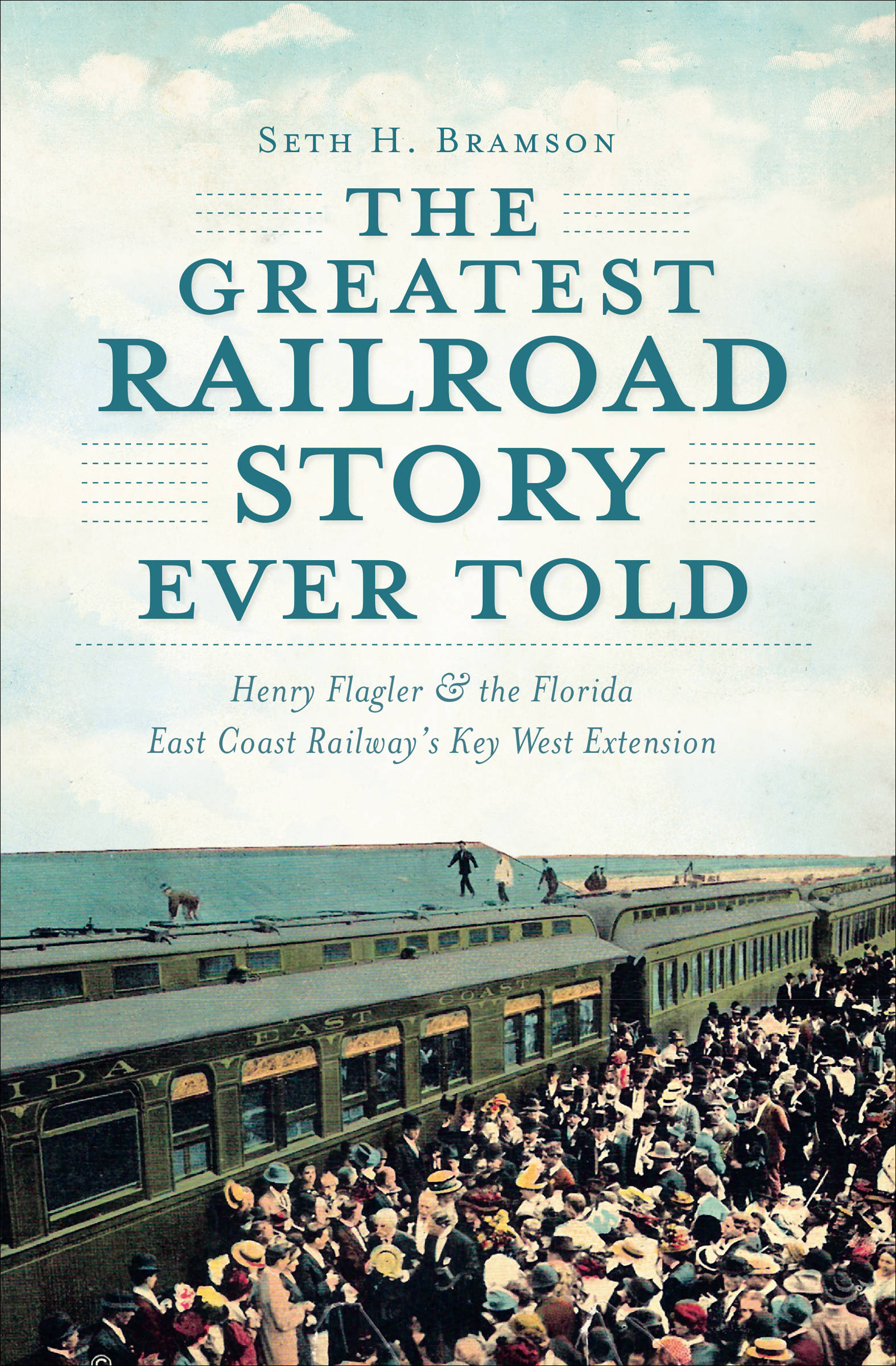 Greatest Railroad Story Ever Told